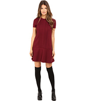 RED VALENTINO - Tech Ponte Jersey Dress