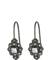 LAUREN Ralph Lauren - Estate Small Stone Drop Earrings
