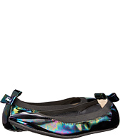 Yosi Samra Kids - Selma Oil Slick Patent Leather Flat (Toddler/Little Kid/Big Kid)