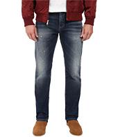 Mavi Jeans - Zach Classic Straight Leg in Dark Used Authentic Vintage