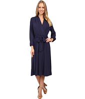 Tommy Bahama - Tambour 3/4 Sleeve Wrap Dress