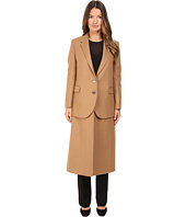 Neil Barrett - Hybrid Long Double Layer Wool Coat