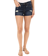 Blank NYC - High Rise Denim Shorts in Askhole