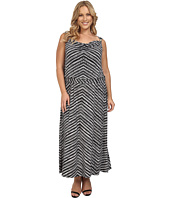 Calvin Klein Plus - Plus Size Maxi Dress w/ Hardware