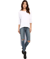 Culture Phit - Quintia High-Low Batwing Sleeve Top