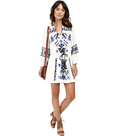 Free People - Anouk Embroidered Mini Dress