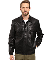 Marc New York by Andrew Marc - Andover Leather Bomber Jacket