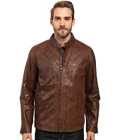 Marc New York by Andrew Marc - Rhinecliff Lightweight Calf Skin Moto