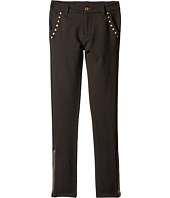 Ella Moss Girl - Bobbie Skinny Pants with Studs (Big Kids)