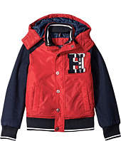 Tommy Hilfiger Kids - Carlton Bomber Jacket (Toddler/Little Kids)