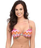Luli Fama - Sunkissed Laughter D-E Cup Underwire Adjustable Top