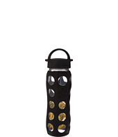 Lifefactory - Glass Bottle fused with Gold and Classic Cap 22 oz.