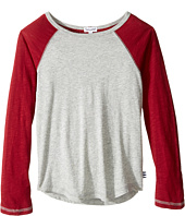 Splendid Littles - Always Raglan Crew (Little Kids/Big Kids)