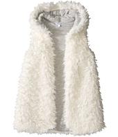 Splendid Littles - Reversible Hooded Fur Vest (Toddler)