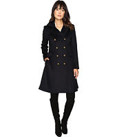 LAUREN Ralph Lauren - Skirted Military Double Breast