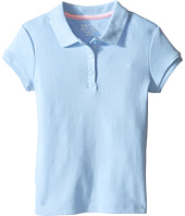 Nautica Kids - Short Sleeve Polo with Picot Stitch Collar (Little Kids)