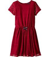 Tommy Hilfiger Kids - Lace Dress (Little Kids/Big Kids)