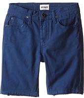 Hudson Kids - Stretch Twill Five-Pocket Shorts in Treasure Indigo (Toddler)