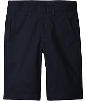Nautica Kids - Flat Front Twill Shorts (Big Kids)
