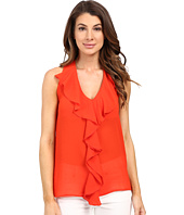 KUT from the Kloth - Emma Ruffle Front Top