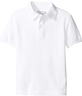 Nautica Kids - Short Sleeve Pique Polo (Little Kids)
