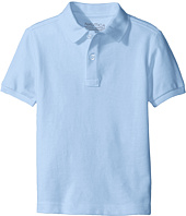 Nautica Kids - Short Sleeve Pique Polo (Big Kids)