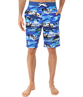 Rainforest - Wave Torrent Boardshorts in Stretch Oxford