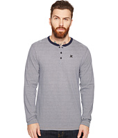 Hurley - Lookout Dri-Fit Long Sleeve Henley
