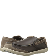 Crocs - Walu Luxe Leather Loafer