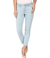Jag Jeans Petite - Petite Penelope Mid-Rise Slim Ankle Jeans in Supra Colored Denim