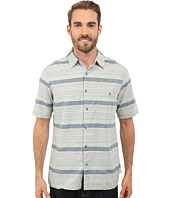 Woolrich - Lost Lake Chambray Stripe Shirt - Modern Fit