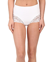 Jockey - Slimmers Front Panel Brief w/ Lace