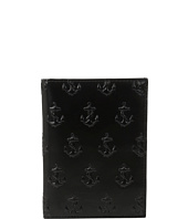 Jack Spade - Embossed Anchor Passport Wallet