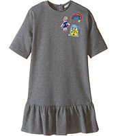 Dolce & Gabbana Kids - Back to School Sweatshirt Dress (Toddler/Little Kids)
