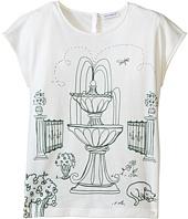Dolce & Gabbana Kids - Botanical Garden Fountain T-Shirt (Big Kids)
