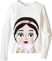 Dolce & Gabbana Kids - Back to School Bimba Mora T-Shirt (Big Kids)