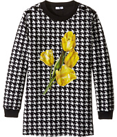 Dolce & Gabbana Kids - City Houndstooth Sweater (Big Kids)