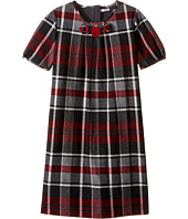 Dolce & Gabbana Kids - Back to School Multicheck Dress (Big Kids)