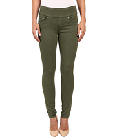 Jag Jeans - Nora Pull-On Skinny Freedom Colored Knit Denim in Canteen