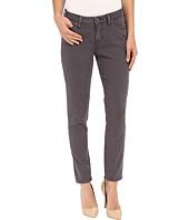 Jag Jeans - Penelope Slim Ankle Supra Colored Denim in Coal