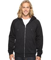 Quiksilver - Block Outback Sherpa Zip Sweatshirt