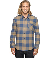 Quiksilver - Motherfly Classic Woven Button Up Flannel