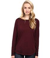 Jag Jeans - Meghan Tee Classic Fit Shirt Burnout Jersey