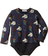 Dolce & Gabbana Kids - City Western One-Piece (Infant)