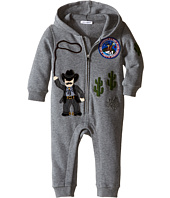 Dolce & Gabbana Kids - City Cowboy One-Piece (Infant)