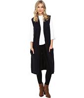 Echo Design - Knit Cross Over Vest