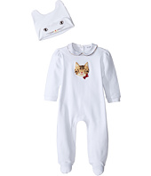 Dolce & Gabbana Kids - Zambia Gift Set One-Piece (Infant)