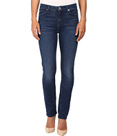 7 For All Mankind - Kimmie Straight in Slim Illusion Luxe Luminous