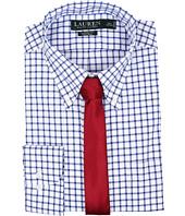 LAUREN Ralph Lauren - Classic Button Down with Pocket Dress Shirt