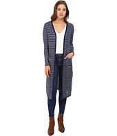 Splendid - Alline Stripe Loose Knit Duster Cardigan